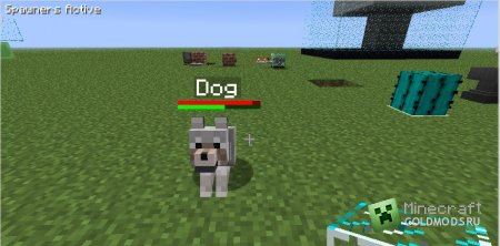 Скачать Useful (Battle) Pets для minecraft 1.6.4