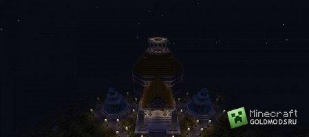 Скачать карту Templu TripluX для Minecraft бесплатно