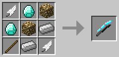 Скачать More Swords для minecraft 1.7.2