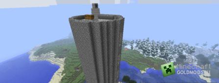 Скачать Battle Towers mod для Minecraft 1.7.2