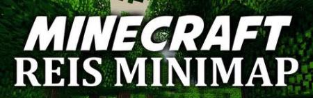 Скачать Rei's Minimap mod для Minecraft 1.7.2 бесплатно