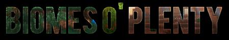 Скачать Biomes O' Plenty mod для minecraft 1.7.2