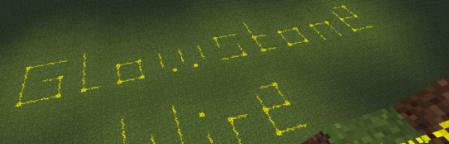 Скачать Glowstone Wire mod для Minecraft 1.7.2