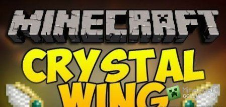 ������� Crystal Wing mod ��� Minecraft 1.7.2 ���������