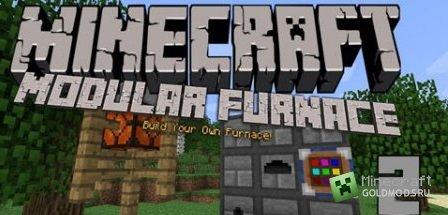 Скачать Modular Furnaces 2 Mod для minecraft 1.6.4