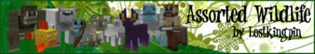 Assorted Wildlife для minecraft 1.2.5 (Скачать бесплатно и без регистрации)