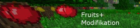 Мод Fruits+ v4 для minecraft 1.2.5 + видео (Скачать бесплатно и без регистрации)