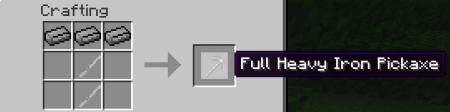 Мод Heavy Items v1 для minecraft 1.2.5 + видео (Скачать бесплатно и без регистрации)