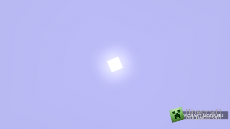 ��� Sky Dimension mod ��� Minecraft 1.2.5 (������� ��������� � ��� �����������)