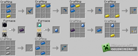 ��� Weylin's Tools ��� minecraft 1.2.5 (������� ��������� � ��� �����������)
