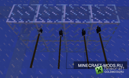 ��� Spears Mod ��� minecraft 1.2.5 (������� ��������� � ��� �����������)