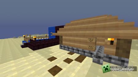 Текстур-пак Holly Valley [4x] для Minecraft 1.2.5 (Скачать бесплатно и без регистрации)