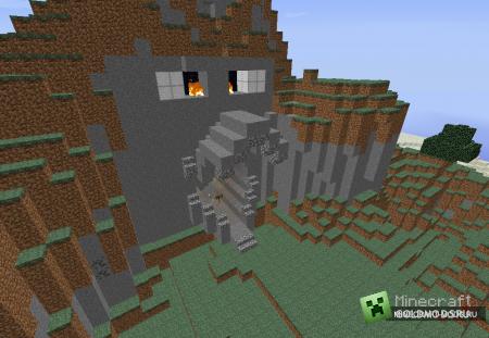 Карта Война Света и Тьмы: Продолжение для Minecraft 1.2.5 (Скачать бесплатно и без регистрации)