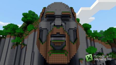 Карта The Temple Of Notch для minecraft 1.2.5 + видео (Скачать бесплатно без регистрации)