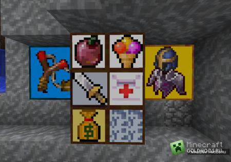 Текстур-пак Role Play Craft [32x] для Minecraft 1.2.5 (Скачать бесплатно и без регистрации)